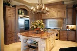 Above Counter Bathroom Sinks Canada - luxury kitchen with central chandelier over kitchen island