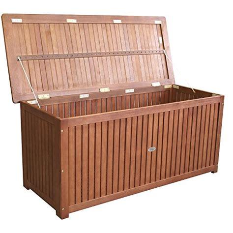 cuscini per mobili da giardino baule da giardino legno 133x58x55cm cassapanca per cuscino