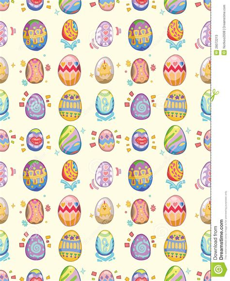 seamless egg pattern seamless easter egg pattern stock photos image 28072213