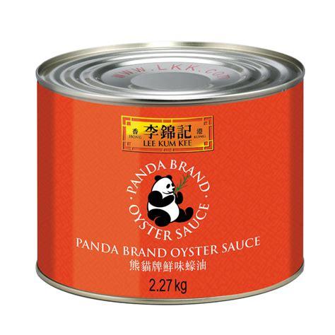 Kum Kee Oyster Panda 2 2 Kg liroy b v lkk panda brand oyster flavoured sauce 6x2