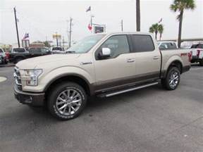 Ford F 150 Crew Cab 1ftew1eg9hkc82039 2017 Ford F150 Lariat 125 White