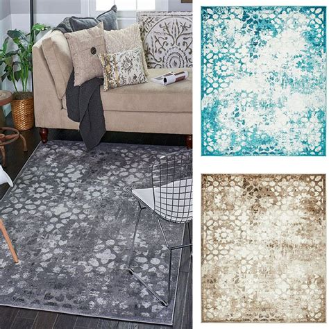 a2z home decor faded rugs living room carpets floor rug vintage style