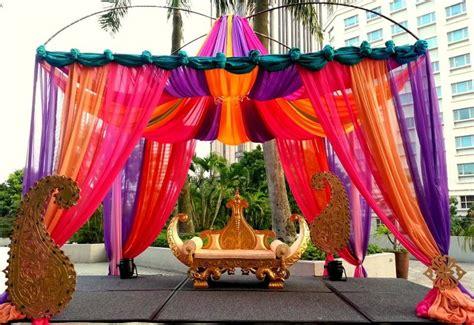 Indian Decoration by Indian Wedding Decor On Indian Wedding