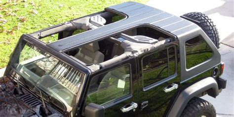 jku 4 door t top with rear oem windshield wiper for jeep