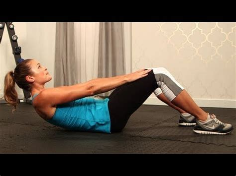 how to do a crunch correctly ab exercise fit how to
