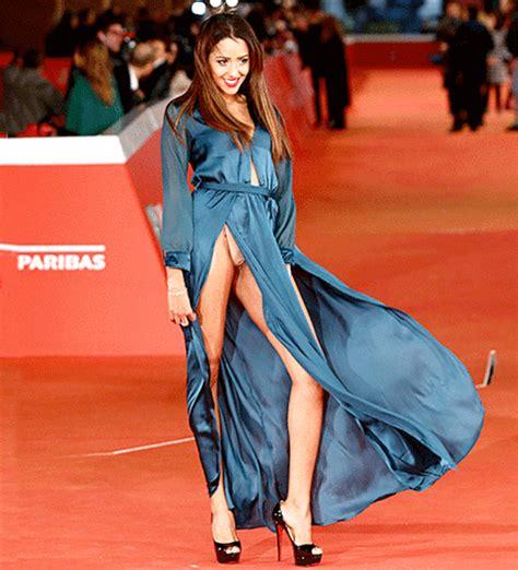 Elsa Mayra Syari Gamis Maxi Dress what s with all the dresses cut up to the va jays