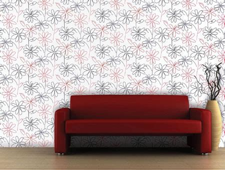 fired earth wallpaper builders warehouse home dzine home decor affordable wallpaper for a home