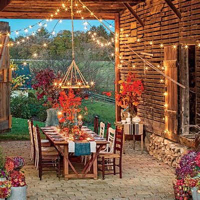 outdoor rooms and outdoor fireplaces fall s best outdoor beautiful fall outdoor rooms
