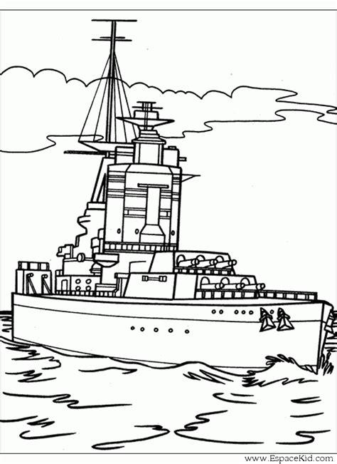 dessin bateau de guerre a imprimer coloriage navire de guerre 224 imprimer dans les coloriages