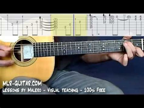tutorial guitar angie un accompagnement guitare simple pour angie rolling stones