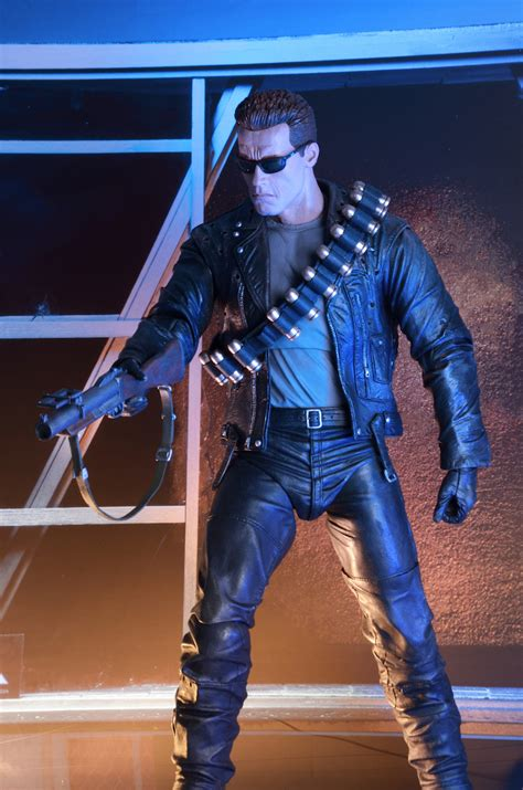 Figure Terminator 2 Neca terminator 2 judgment day neca t 800 1 4 scale
