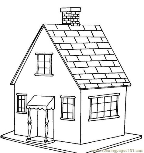 up house coloring page house coloring pages