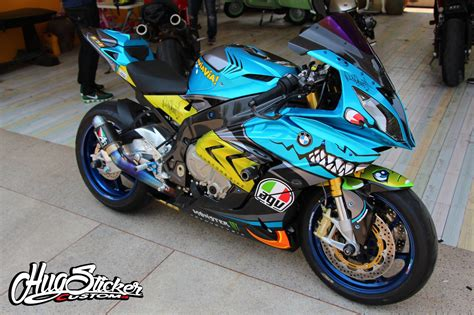 Bmw S1000rr 2015 Aufkleber by S1000rr Replica Agv Rossi Misano 2015 By Hug Sticker
