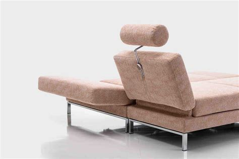 sofa mit einer armlehne name sofa four two br 252 hl kompaktes ecksofa mit schlaffunktion
