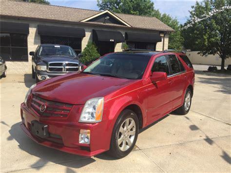 Cadillac Srx 2008 For Sale by 2008 Cadillac Srx For Sale Carsforsale