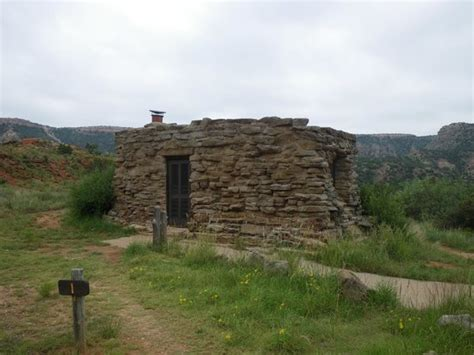Cabins Near Palo Duro by Palo Duro Cabin Picture Of Palo Duro State
