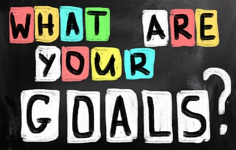 Goal Set why setting goals is absolutely crucial to your success