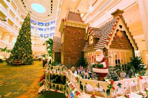 grand floridian gingerbread house build timelapse  walt