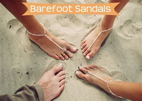 how to make beaded barefoot sandals something monumental how to make barefoot sandals i