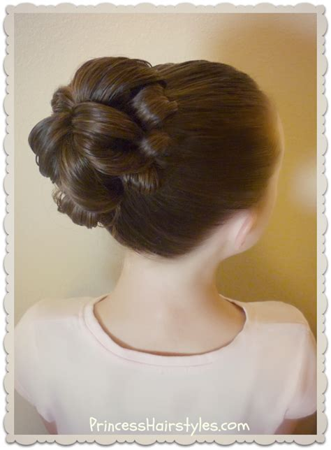 easy hairstyles for dances topsy tail bun tutorial hairstyles for girls princess
