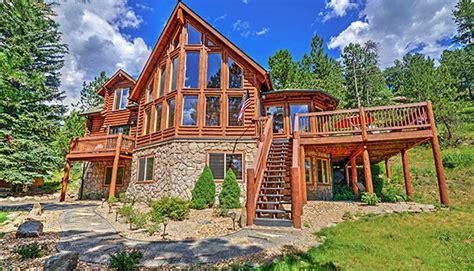 worlds coolest log cabin rentals tripadvisor vacation rentals