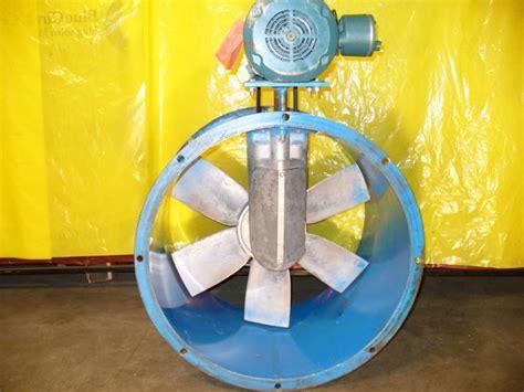 Buy Binks Exhaust Fan Spray Paint Booth Fume Blower W