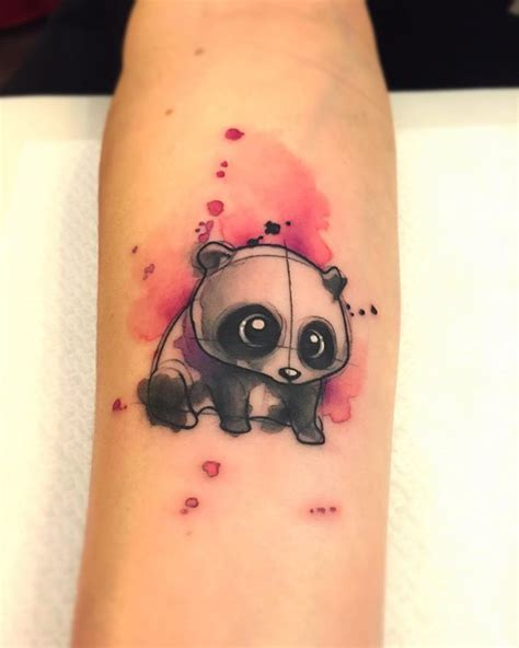 imagens tattoo panda 1000 ideas about panda tattoos auf pinterest panda