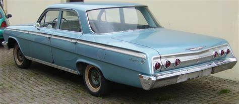 chevy impala 97 1963 chevy impala 4 door