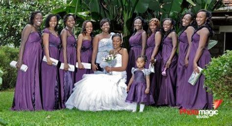 wedding hairstyles in kenya s and their weddings in