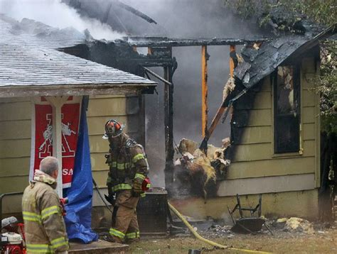 Dog Dies In Little Rock House Fire Officials Say