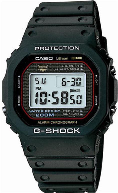 Casio G Shock Tali Gshock Dw 5000 Dw5000 Dw 5000 Rubber Hitam dw 5000c 1a g shock wiki casio resources