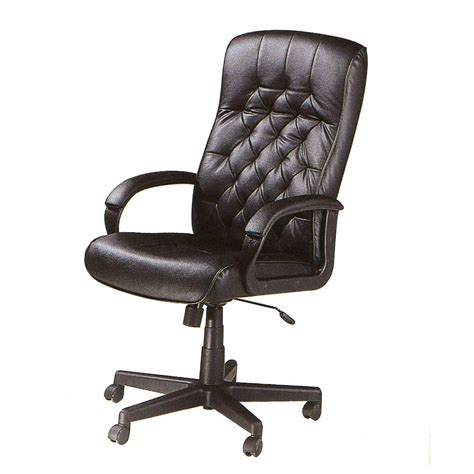 black leather comfortable desk chairs models picture