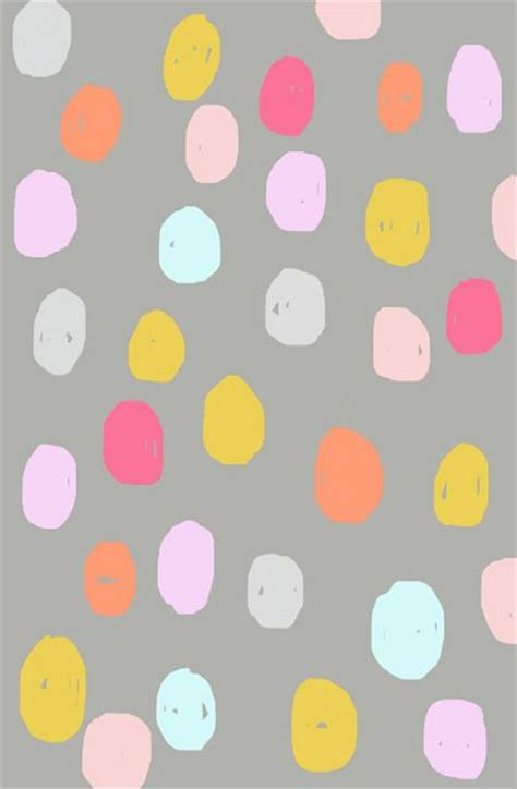 dot pattern pastel dots on gray i always forget about the brilliance of