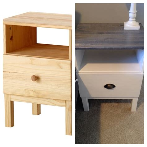 ikea bench hack nightstand into entryway bench ikea lack tv stand 10 best tarva bedside table images on pinterest ikea