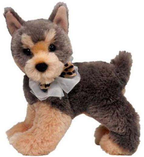 yorkie stuffed animal plush stuffed yorkie terrier