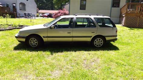 peugeot 405 wagon 1990 peugeot 405 s wagon