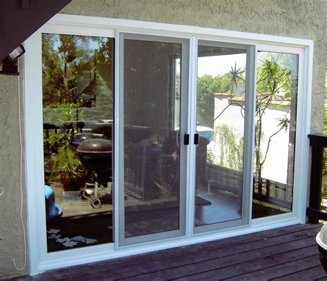 Patio Door Frame How To Replace A Sliding Glass Door Frame Galleryimage Co
