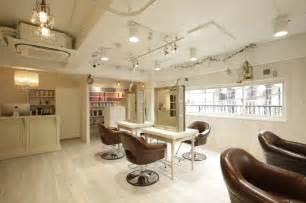 salon interior design ideas hair space decor japan antique follow