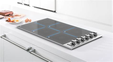 viking cooktops viking 36 quot induction cooktop review vic5366bst