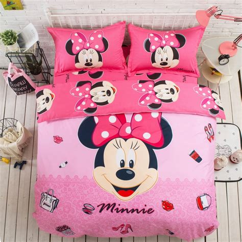 minnie mouse bedding full size mickey mouse full comforter promotion shop for promotional