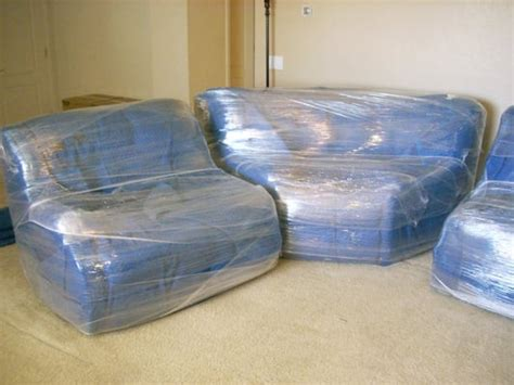 We Shrink Wrap Your Furniture For Free No Charge For