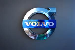 Volvo Sign Office Signs Custom Wall Business Signs 3d Signs
