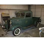 1936 CHEVY PICKUP  C&ampJ Classic Cars