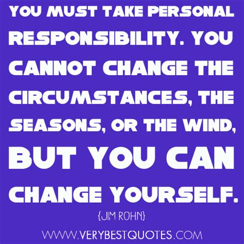 personal accountability quotes quotesgram