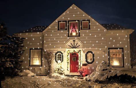 the light flurries outdoor light amazon com light flurries led weatherproof falling