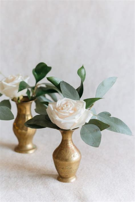 Single Flower Vase Centerpiece by Floral Arrangements Single And Centerpieces On