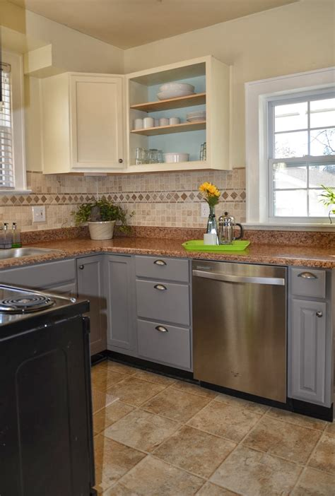 kitchen cabinet reviews remodelaholic diy refinished and painted cabinet reviews