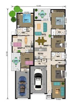dual occupancy house plans dual occupancy house plans search plans