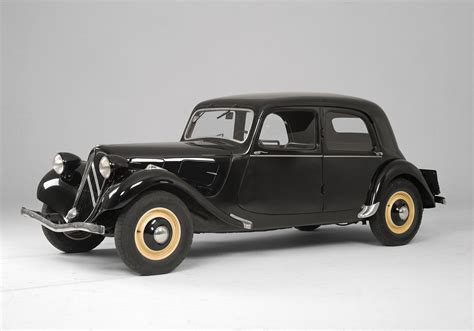 Citroen Traction by Photo Citroen Traction 11 Berline 1937 M 233 Diatheque