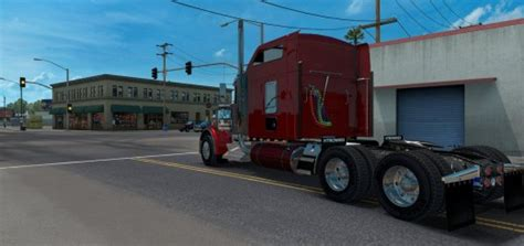 dealer kenworth dealer kenworth truck simulator mods ats mods
